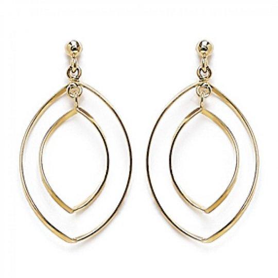 Earrings Gold plated 18k - Women