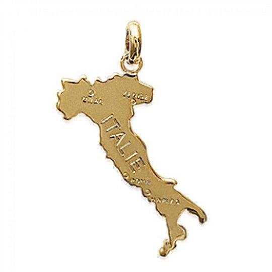 Ciondolo Italie Placcato in oro 18k - Uomo/Donna