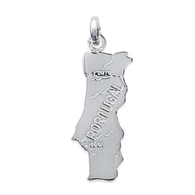 Pendants PORTUGAL Argent pour for Men Women