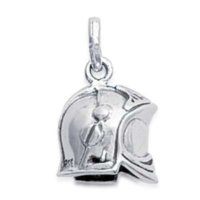 Pendants POMPIER Argent pour for Men Women