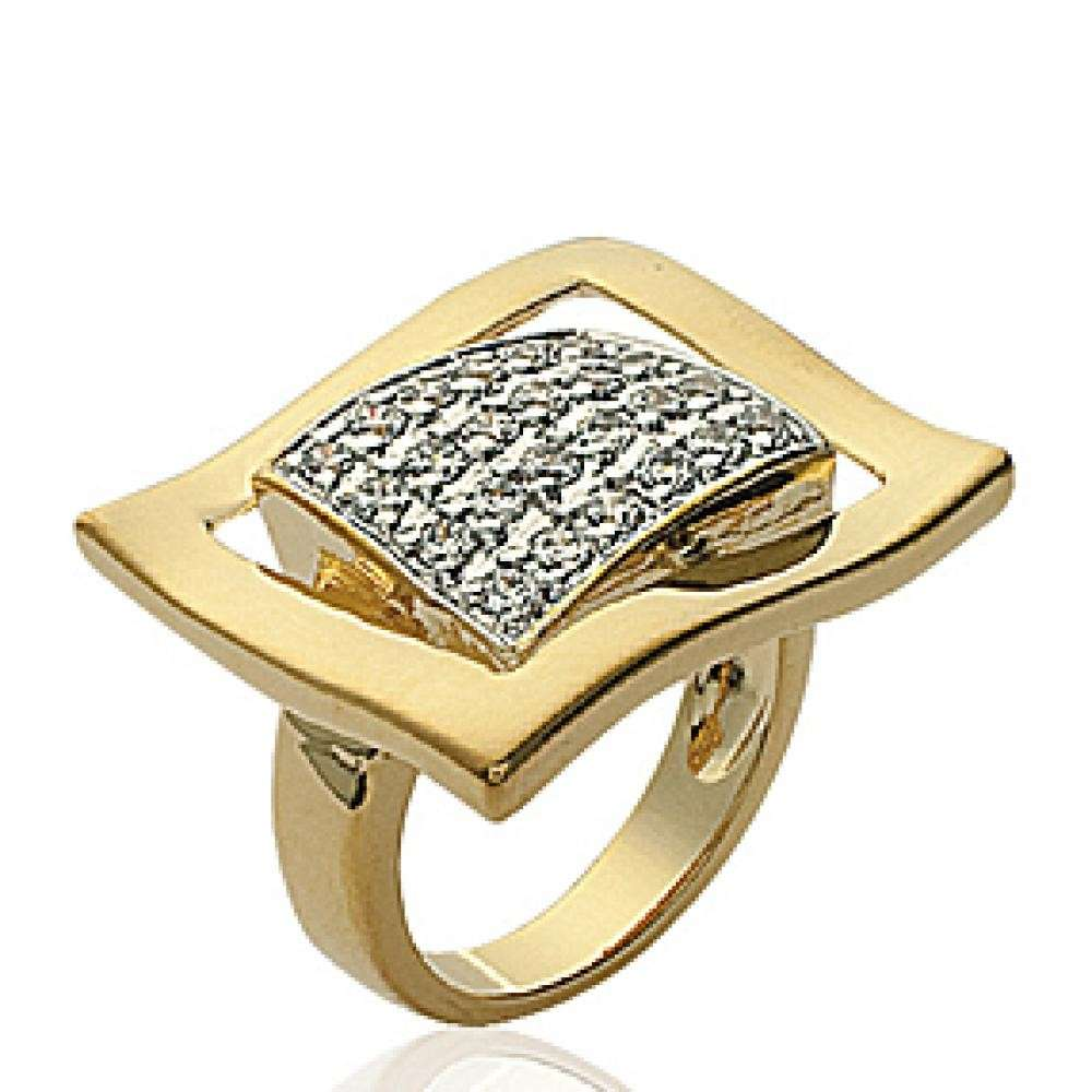 bague or chevaliere femme