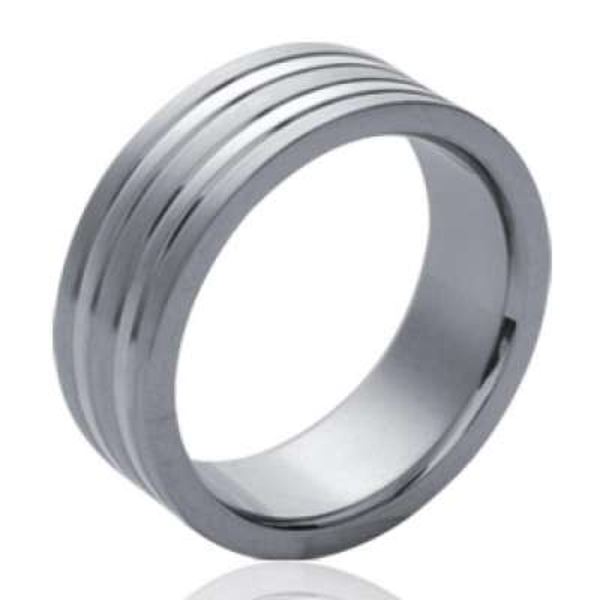 Wedding ring Engagement Acier 316L pour for Men Women