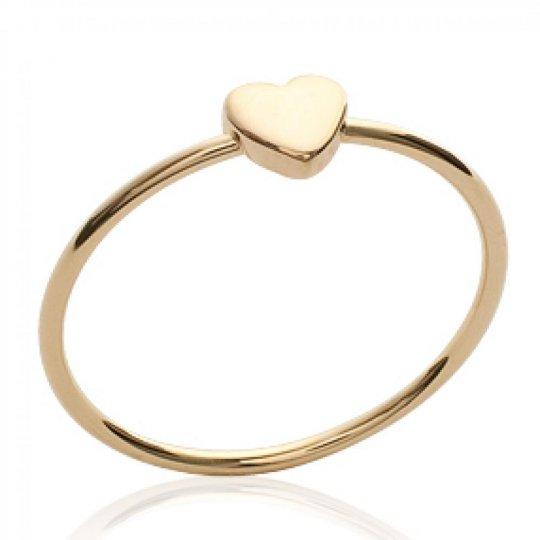 Ringe Herz fine Vergoldet 18k - Ringe de phalange