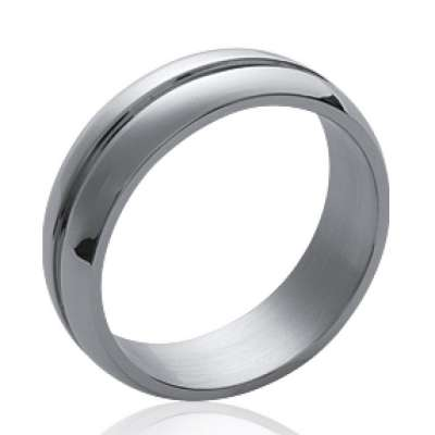 Wedding ring Engagement Acier 316L pour Couple for Men Women