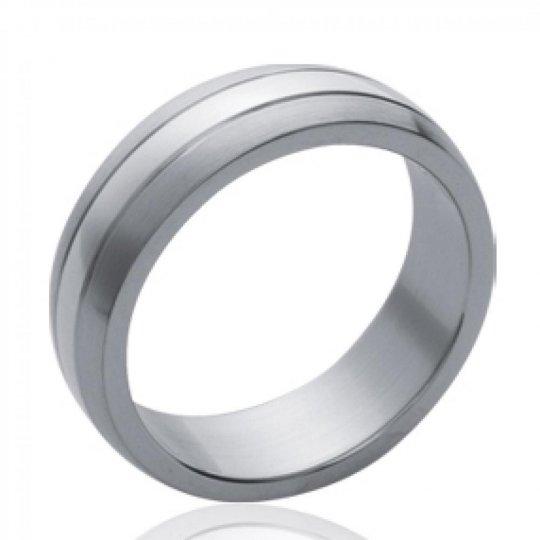 Wedding ring Engagement pour couple Acier 316L for Men Women
