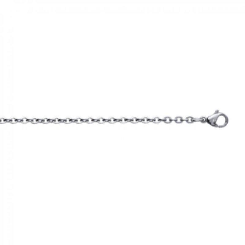 Chain Forcat Acier 316L - for Men/Women - 50cm