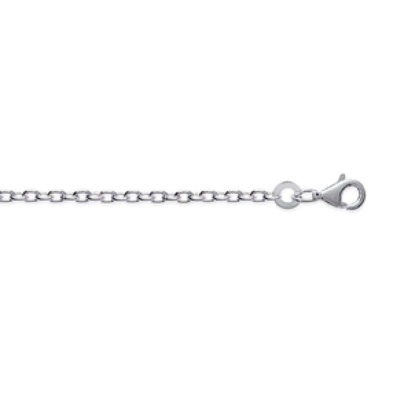 Kette Forcat 925 Sterling Silber - Männer/Damen - 55cm
