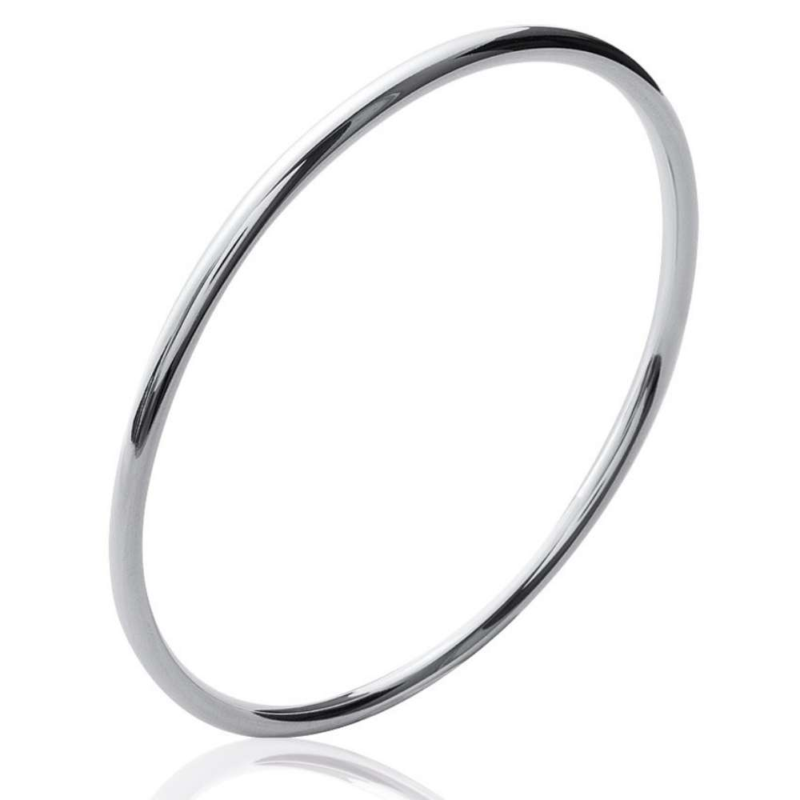 Armband Simple 925 Sterling Silber rhodiniert - Damen - 66mm