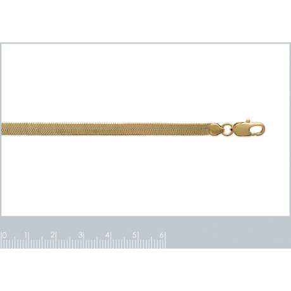 Catena de cou Miroir Placcato in oro 18k - Donna - 45cm