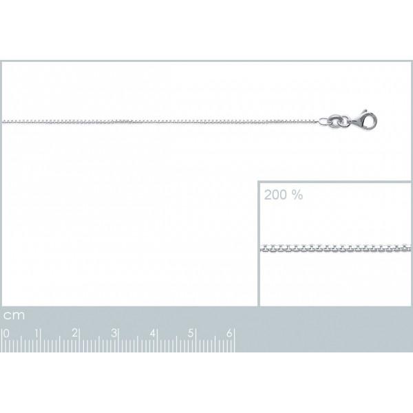 Catena de cou Venitienne Argento Sterling 925 - Donna - 38cm