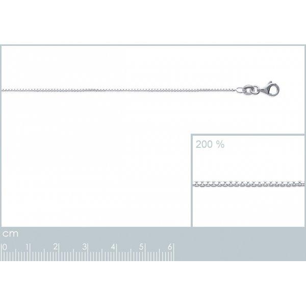 Catena de cou Venitienne Argento Sterling 925 - Donna - 42cm