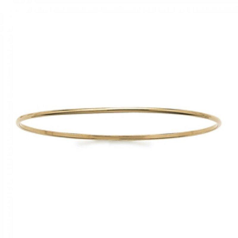 Demi-Armband Simple Vergoldet 18k - Damen - 66mm