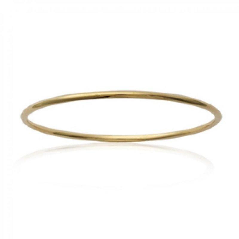 Armband Simple Vergoldet 18k - Kinder - 62mm