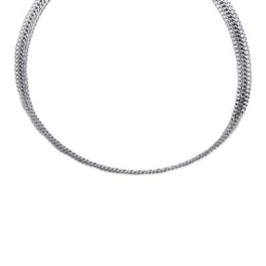 Halskette Halsreif Acier 316L - Damen - 42cm
