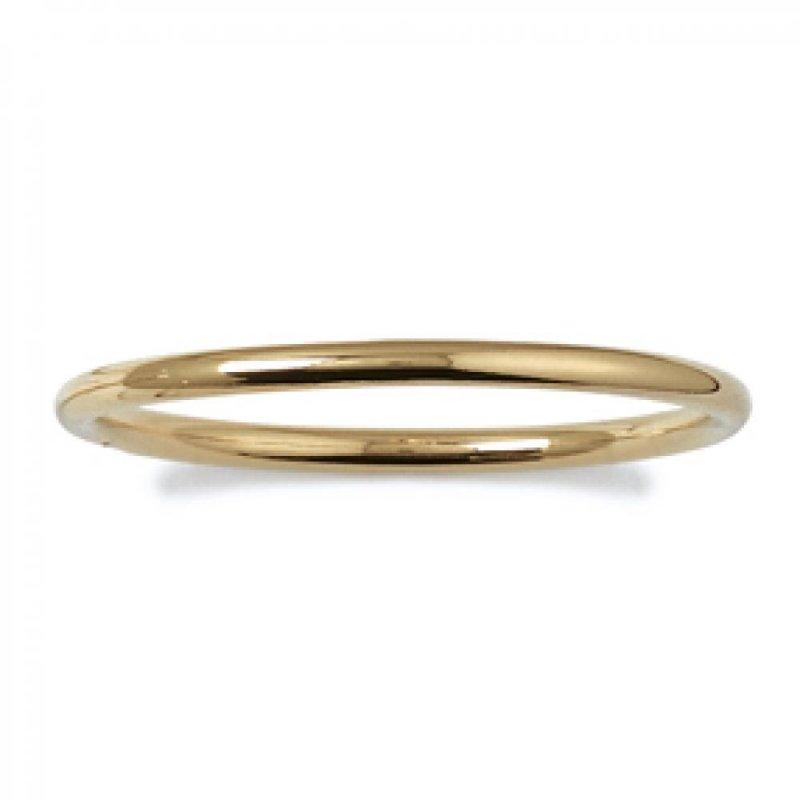 Armband Largeur 5mm Vergoldet 18k - Damen - 66mm